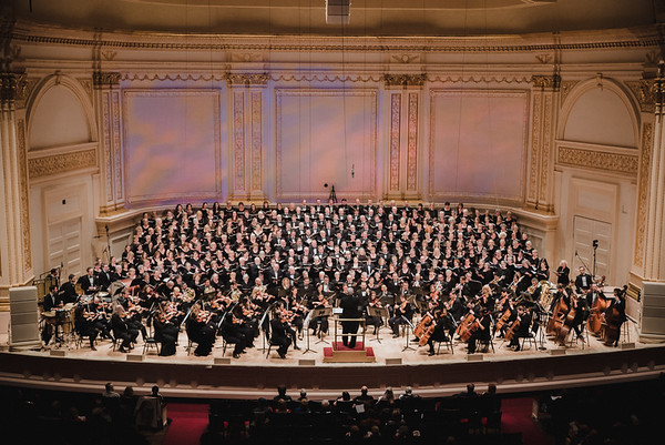 on-stage Carnegie Hall